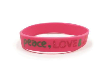 Pulsera peace & love $49