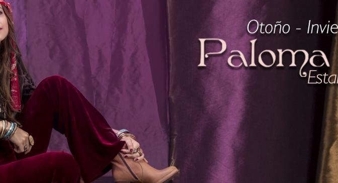 Estampa Bohemia, la nueva y encantadora colección de Paloma Mía