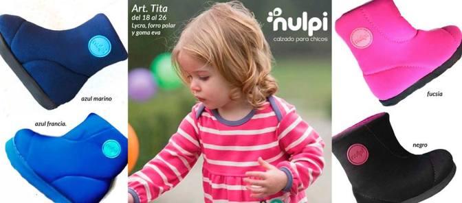 Nulpi, pies calentitos para los niños de tu hogar