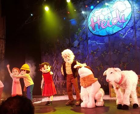 Heidi, un dulce recuerdo de la niñez para disfrutar con tus hijos
