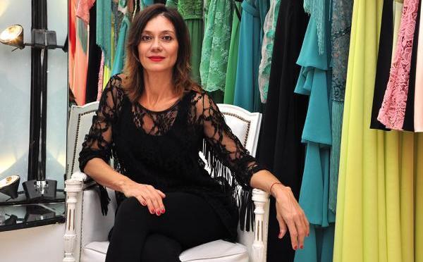 Pantene acompañó la presentación de la colección Barcelona de Natalia Antolín