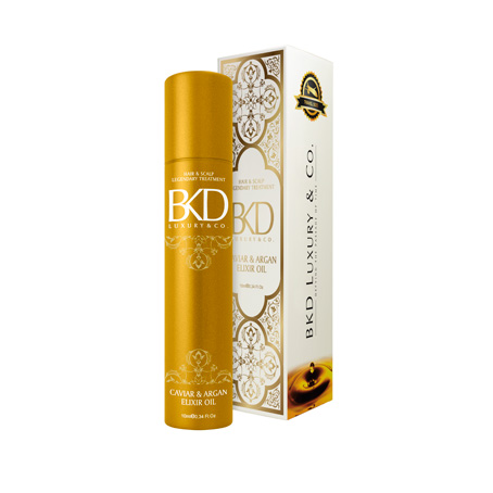 BKD LEGENDARY CAVIAR & ARGAN ELIXIR OIL