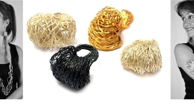 Norma Rinaudo: Joyas Textiles