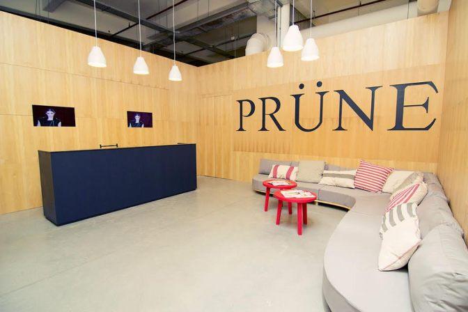 MOLECO,fue elegida para renovar espacios de importantes marcas como Prune, Morph y Sony