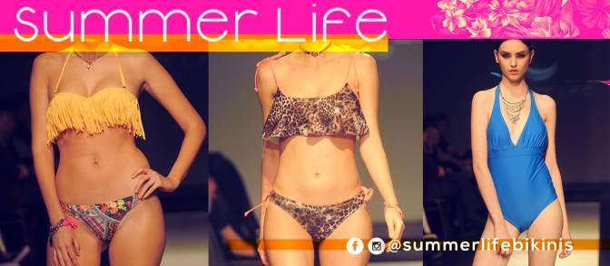 Summer Life bikinis juveniles, divertidas e ideales para lucirte bajo el sol