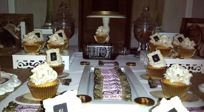 RIZ AU LAIT Tienda de Pasteles presenta su exclusivo servicio de ambientaciones para sus Mesas Dulces