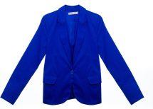 -Blazer azul clasico $700