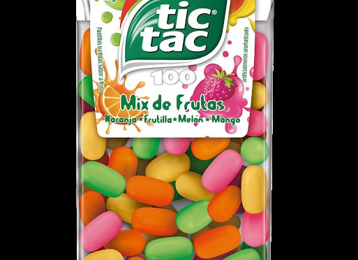 ¡Empezá a Multifrutear con Tic Tac!
