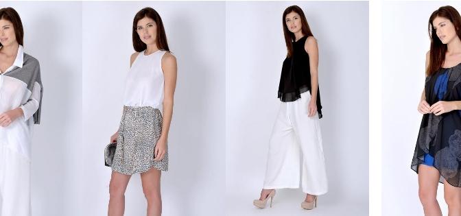 Ugo Santini sumá una colección de ropa casual