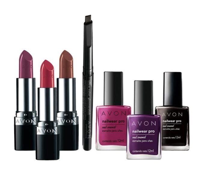 Fashion Power de Avon ¡Colores que empoderan!
