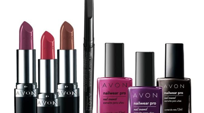 Fashion Power de Avon ¡Colores que empoderan!