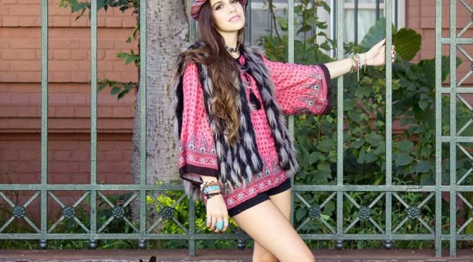 Sobre el Arco Iris, la nueva colección de Paloma Mía