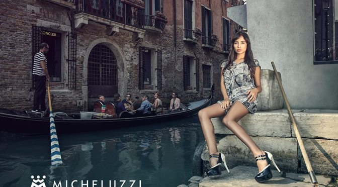 Micheluzzi, zapatos para mostrar la diva que vive en vos
