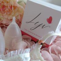 Llegó Lyv, la Copa Menstrual más suave y delicada