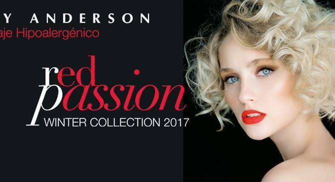 Esmaltes, labiales y sombras de Lucy Anderson para brillar a toda hora