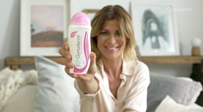 Laboratorios IMVI eligió a Eugenia Tobal como imagen de su nuevo jabón intimo Gynoderm