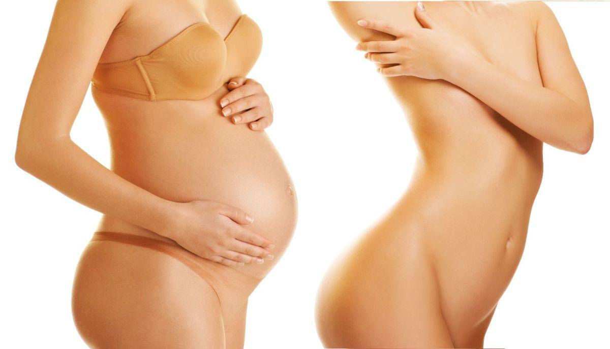 En la semana de la lactancia materna te  contamos que sucede con los pechos durante el embarazo