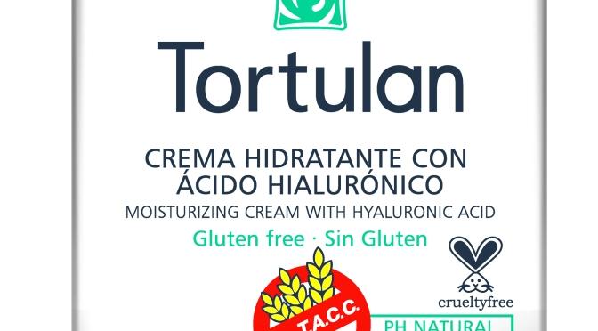 La nueva crema Tortulan sin T.A.C.C tiene textura ligera y se absorbe rápidamente
