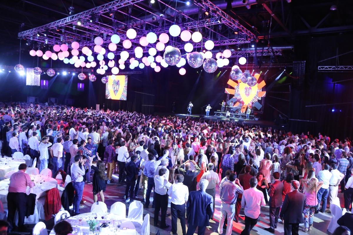 Nuevas tendencias: Celebration Fest!, festejo corporativo compartido para despedir el año