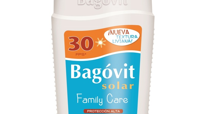 Bagovit solar renueva formulas y envases con la garantía y calidad de siempre