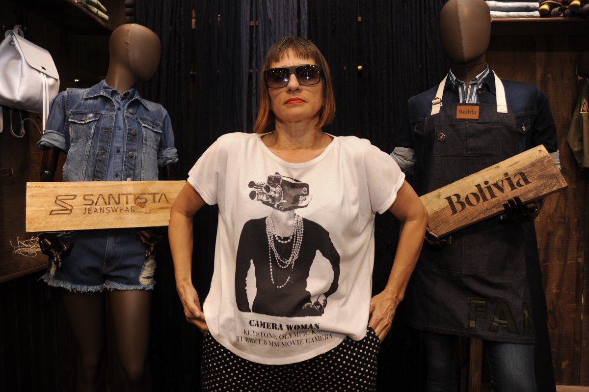 Bolivia se unió aSantista Jeanswear enuna producción conjunta