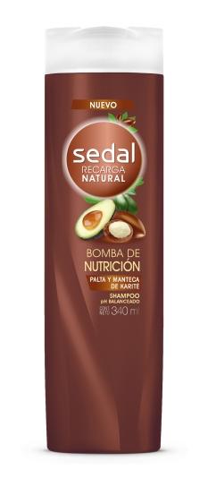 Bomba de Nutrición- Shampoo