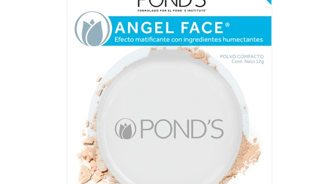 Pond's relanza el histórico Angel Face