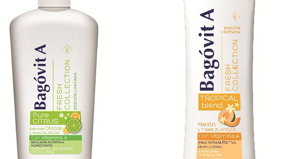 Bagóvit Fresh Collection: frescas y energizantes para el verano de tu piel