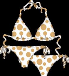Bikini Pantene-Sweet Lady