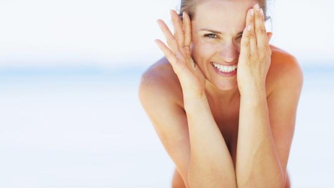 Lucy Anderson y una propuesta de hidratación en verano para cada tipo de piel