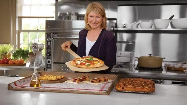 Llegan nuevas recetas de Martha Stewart a Más Chic