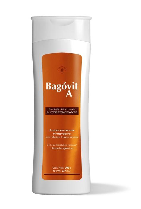 BAGOVIT A EMULSION HIDRATANTE AUTOBRONCEANTE - ALTA