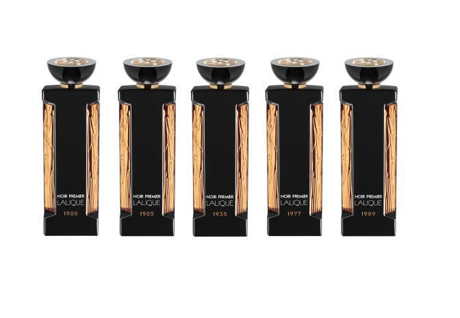 Lalique Parfums lanza Noir Premier: La Colección