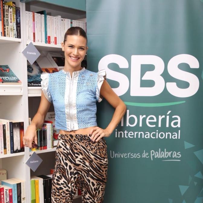 SBS Librería Internacional regaló helados de Persicco por la vuelta al cole