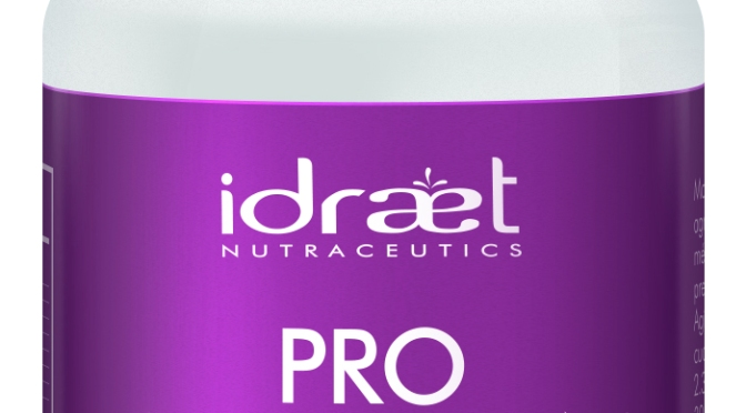 Estaba esperando este Beauty Drink: Pro Collagen de Idraet