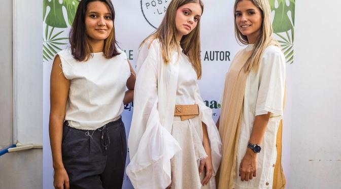 Terma presentó Nido, en el primer desfile de moda reciclada de Autor de Argentina