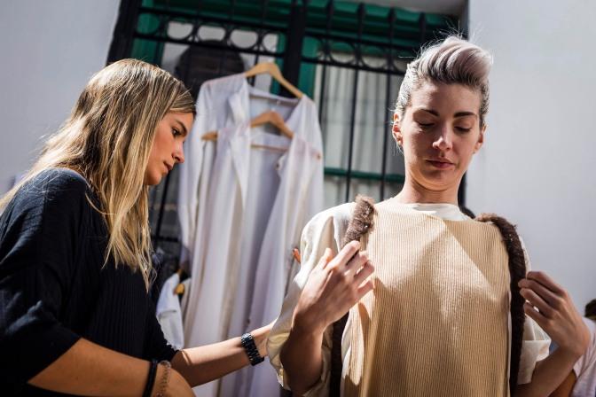 Si querés lanzar tu primera colección de indumentaria en el  PV Bafweek 2018 Terma te ayuda a lograrlo