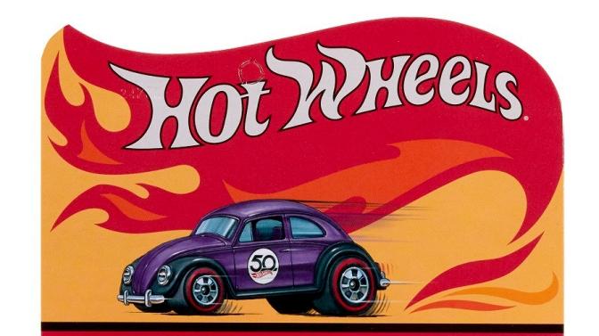 Hot Wheels® celebra su 50° aniversario