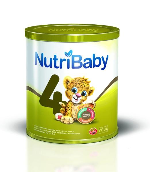 NUTRIBABY 4: ÚNICA FÓRMULA INFANTIL PREMIUM CON SIMBIÓTICOS PARA NIÑOS DE 3 A 5 AÑOS