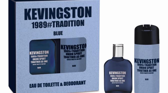 """KEVINGSTON PRESENTA PACKS LASU NUEVA FRAGANCIA """"1989 BLUE"""" PARA REGALARLE A PAPÁ"""