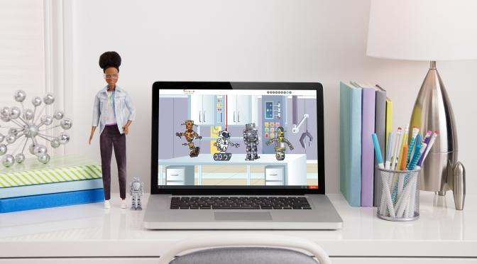 Barbie se gradúa como ingeniera robótica