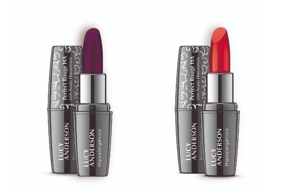 Perfect Rouge de Lucy Anderson: una nueva visión para tus labios