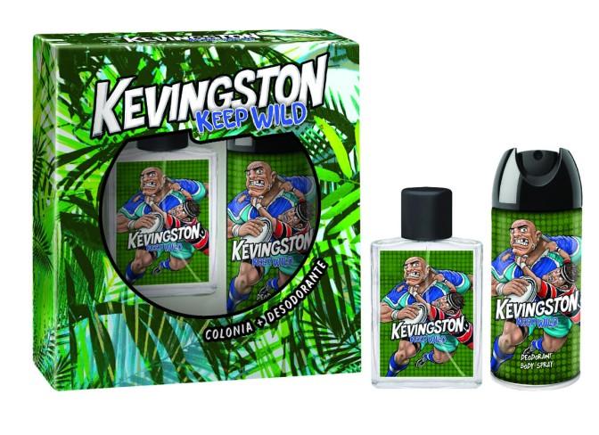 Nuevas fragancias y divertidos packs de Kevingston para regalar a los chicos en su día