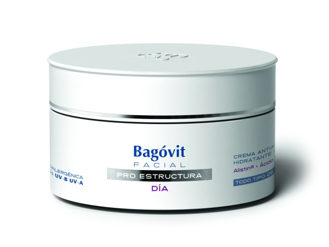 Bagovit facial Proestructura Día: hidratación y protección extra a toda hora