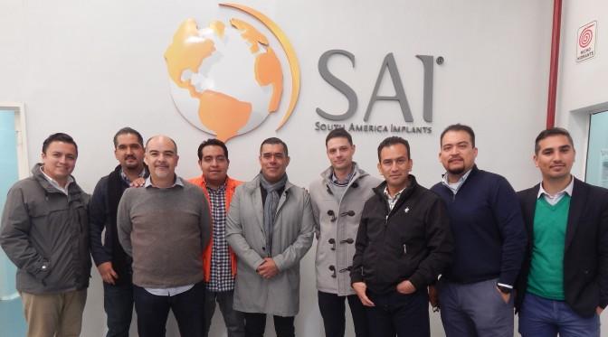 South America Implants crece en el exterior