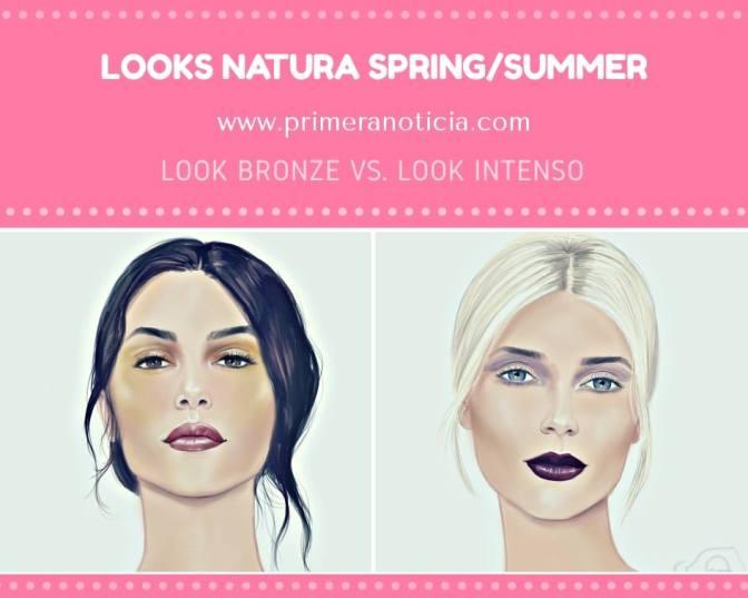 Cómo lograr vos misma los looks Natura para esta temporada