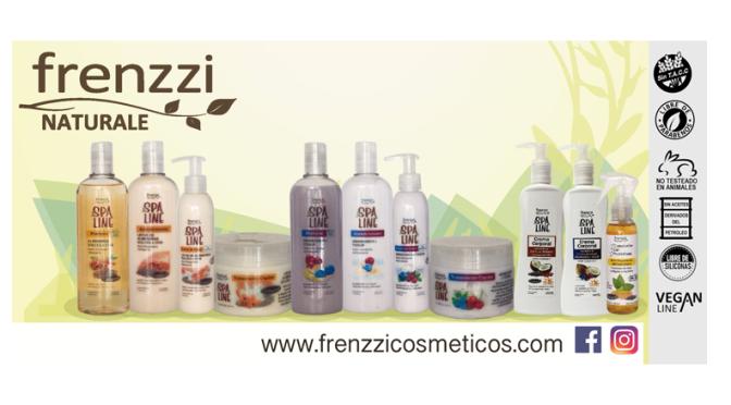 Frenzzi: cosmética natural y vegana para tu pelo