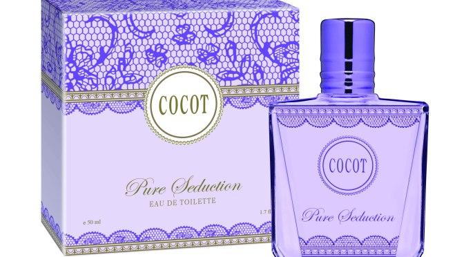 Pure Seduction la nueva fragancia de Cocot que representa la sensualidad y atracción femeninas