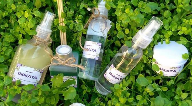 Desde la esencia pura de las plantas nace Innata Aromas