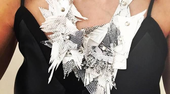 Pura Vida: joyas textiles de vanguardia realizadas con amor y creatividad